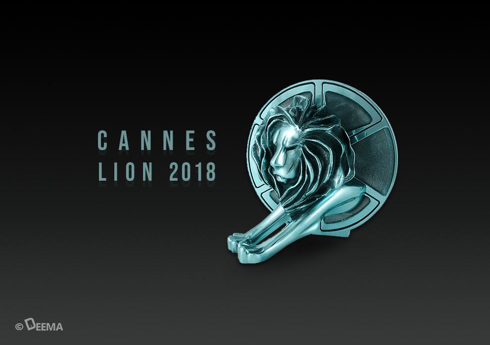 جشنواره خلاقیت شیرهای کن ۲۰۱۸
