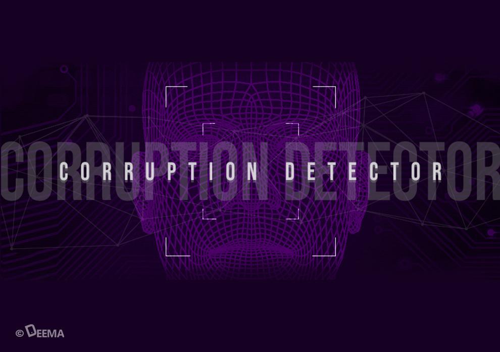 کمپین Corruption Detector