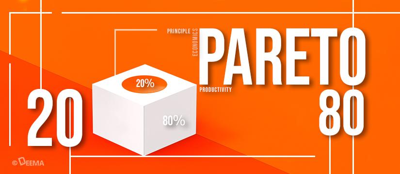 اصل پارتو در دیجیتال مارکتینگ