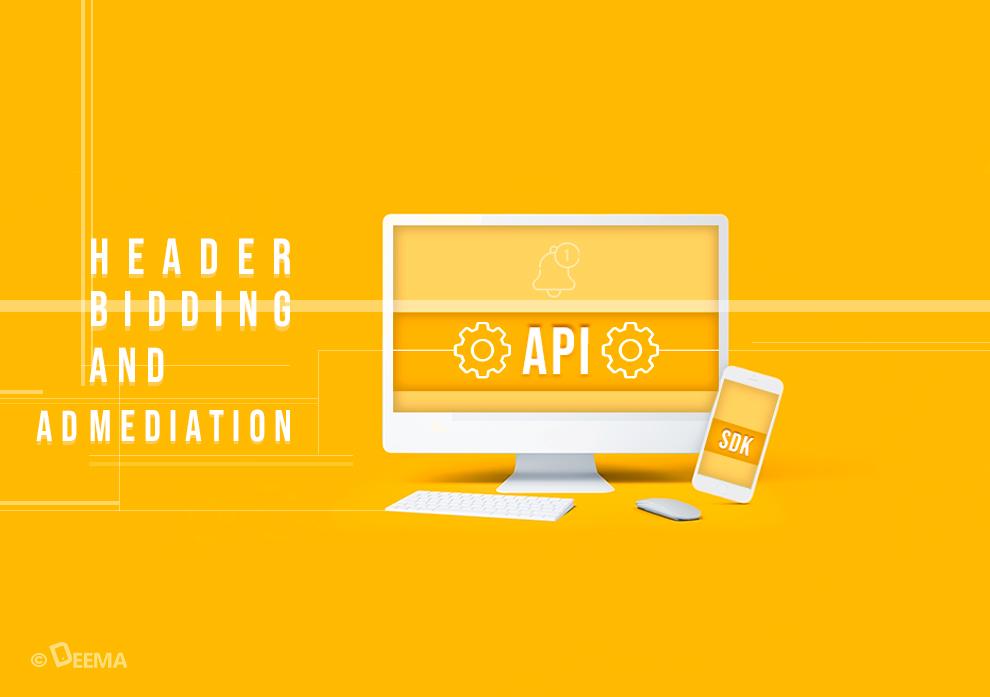 Header Bidding و Ad Mediation در تبلیغات دیجیتال