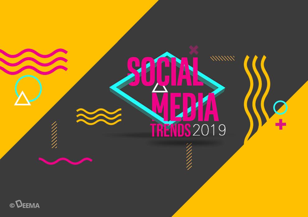 ۷ ترند تبلیغات در شبکههای اجتماعی سال ۲۰۱۹ (اینفوگرافی)