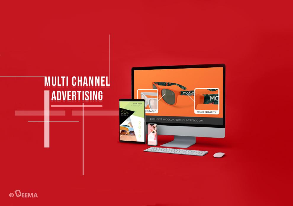 کمپینهای تبلیغات multi-channel