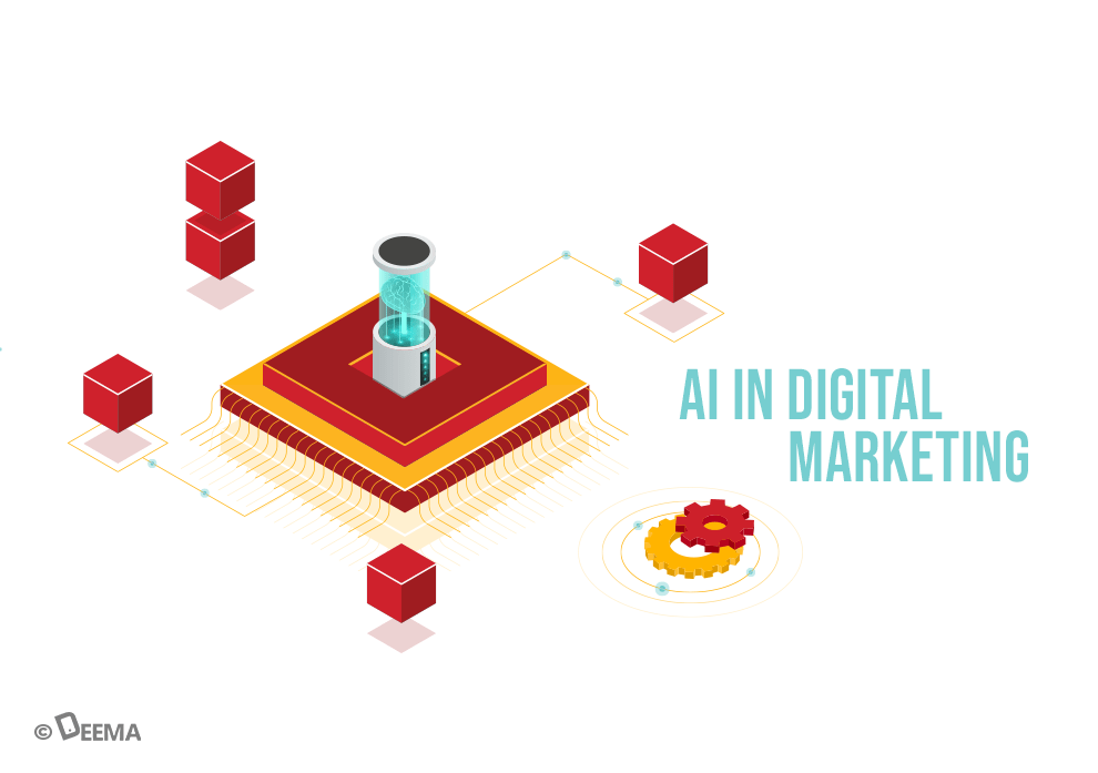 کاربردهای هوش مصنوعی در بازاریابی و تبلیغات دیجیتال