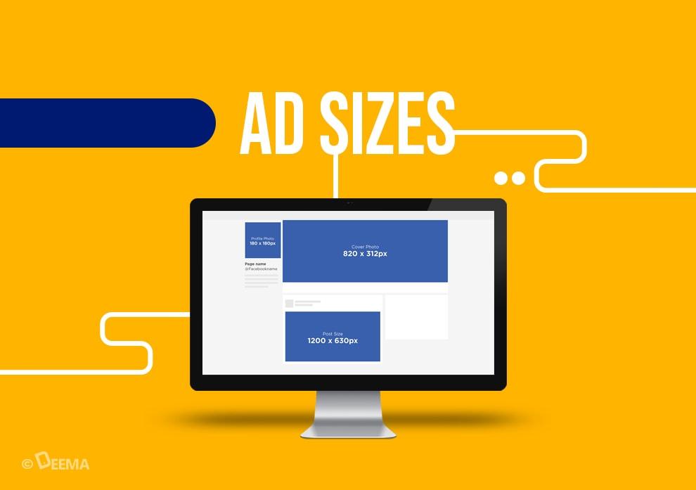 متداولترین اندازههای بنرهای تبلیغاتی: درآمد و میزان بازدید انواع تبلیغات