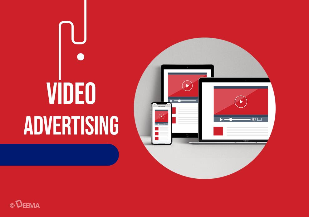 انواع تبلیغات ویدیویی