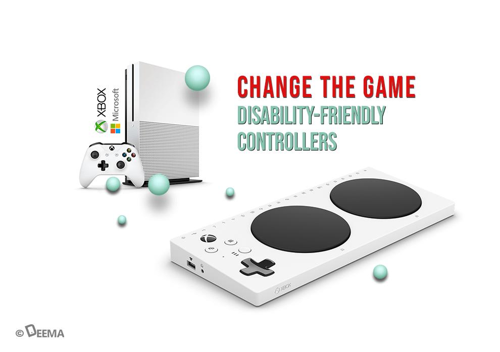 کمپین تبلیغاتی Changing the Game مایکروسافت