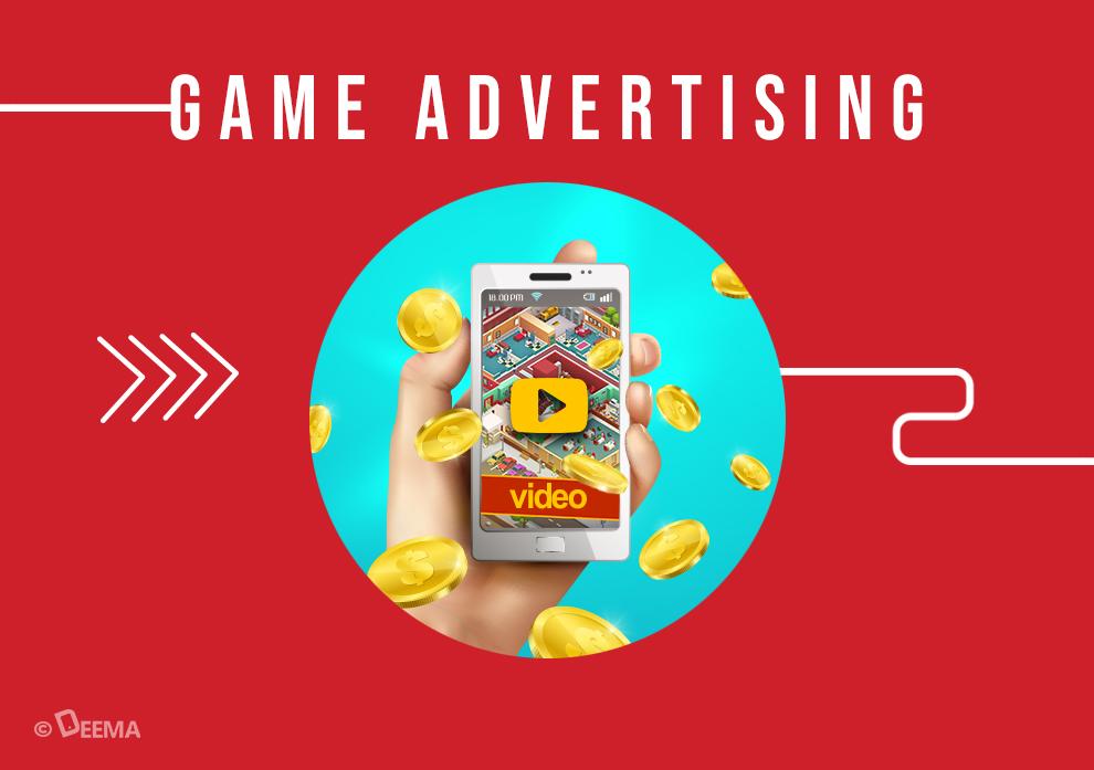 تبلیغات در بازیهای موبایل: از تبلیغات جایزهدار تا  advergaming