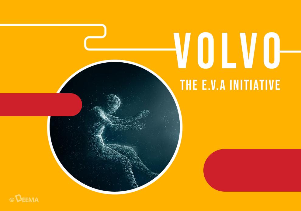 کمپین تبلیغاتی ولوو The E.V.A Initiative