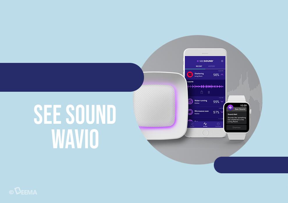 کمپین ویویو (wavio): صدا را ببین