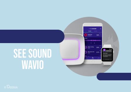 کمپین صدا را ببین ویویو - see sound campaign