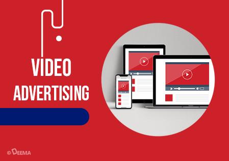 تبلیغات ویدیویی و انواع آن