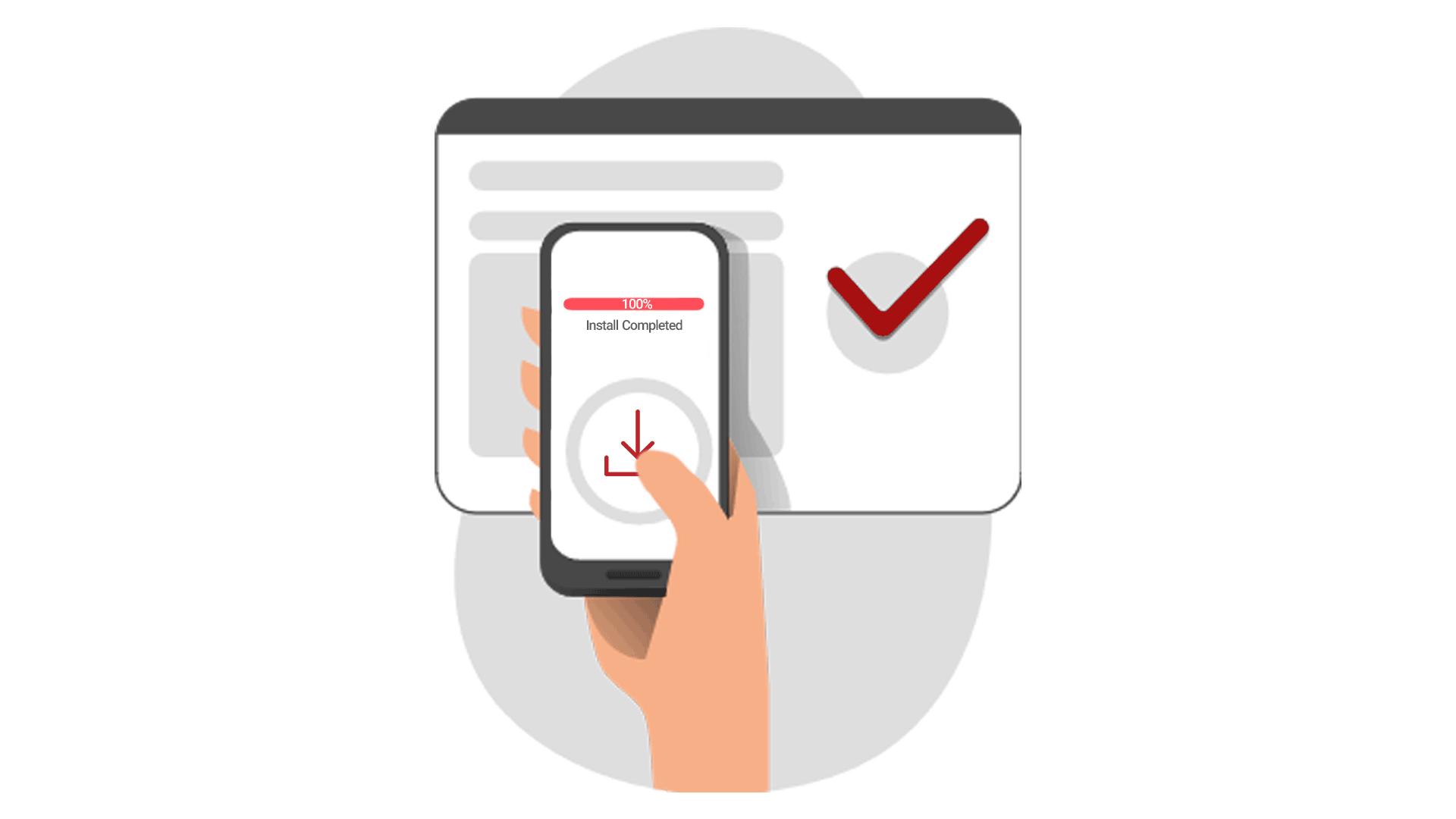 تبلیغات CPI | افزایش نصب اپلیکیشن