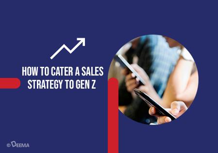 استرتژی فروش برای نسل Z