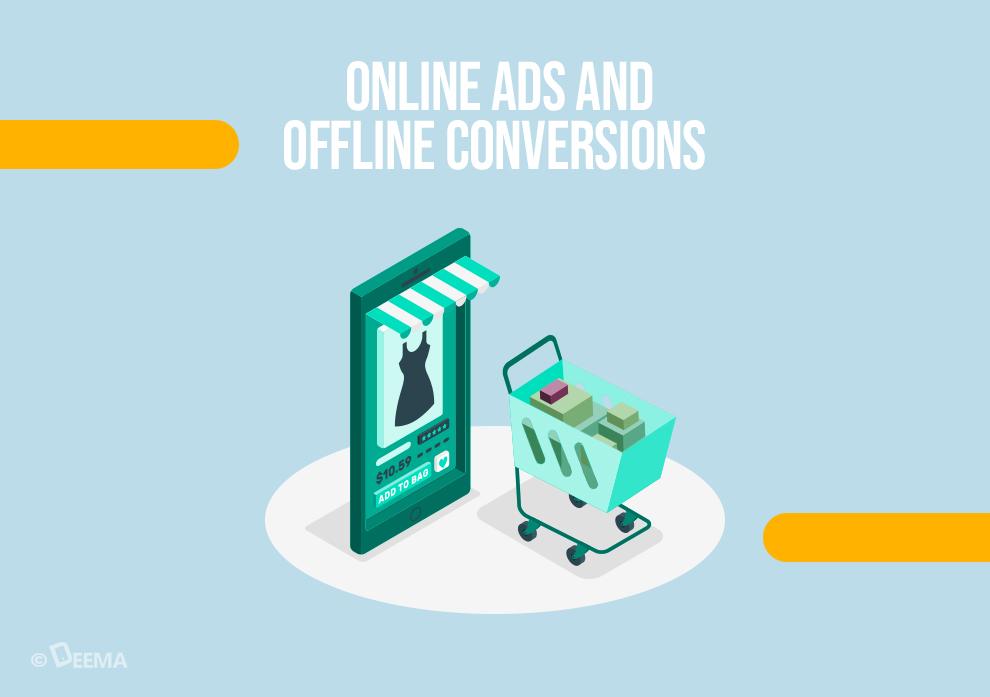 اندازهگیری بازدهی تبلیغات در خرید آفلاین