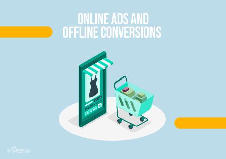 تبلیغات آنلاین و خریدهای آفلاین