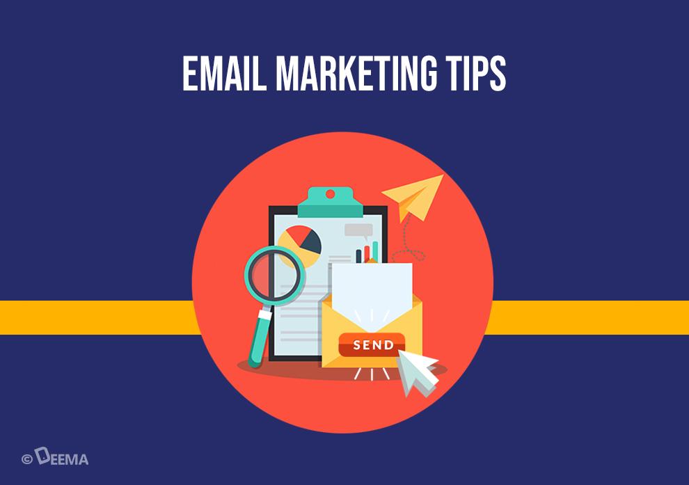 ایمیل مارکتینگ: ۱۲ نکتهی مهم پیش از ارسال ایمیل بازاریابی