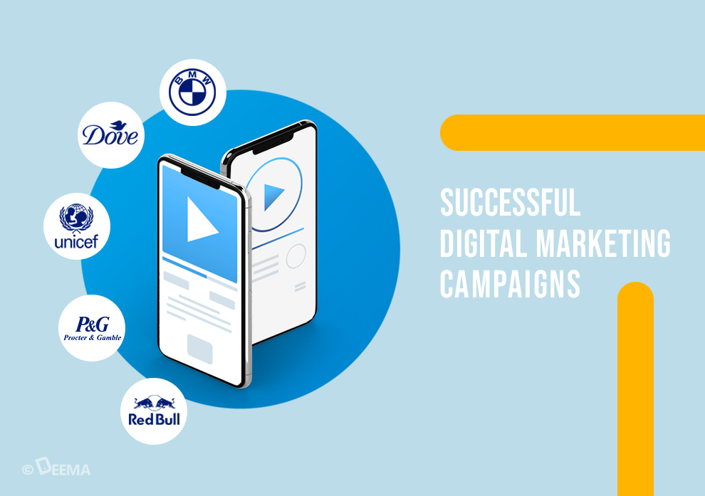 بهترین کمپینهای بازاریابی دیجیتال که منجر به رشد برندهای مشهور شدند
