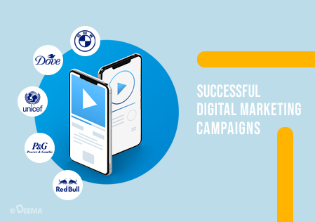 کمپین های موفق بازاریابی دیجیتال موفق