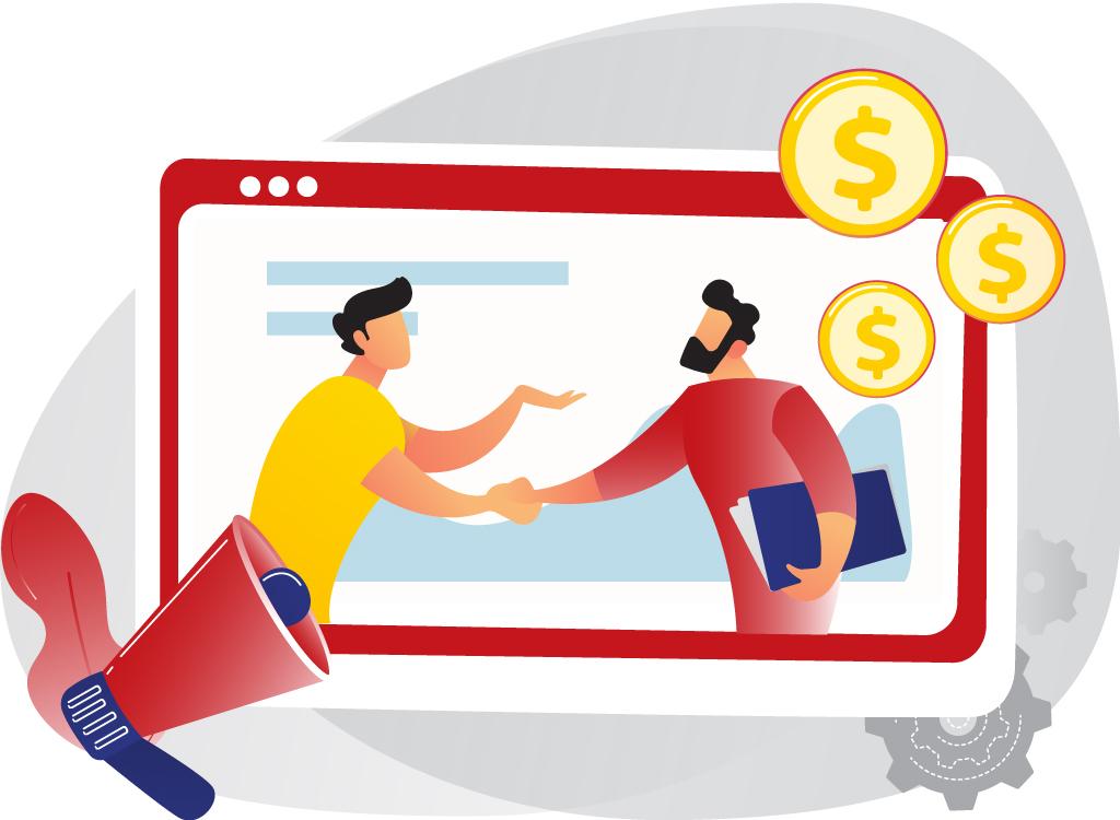 افیلیت مارکتینگ | همکاری در فروش