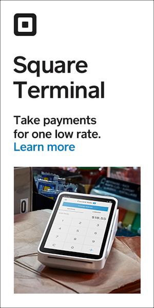 ترمینال اسکوئر / با هزینه کمتر پرداختها را دریافت کنید